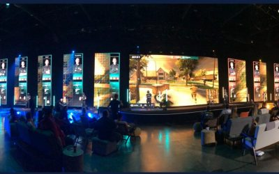 The Onward Finals Stage